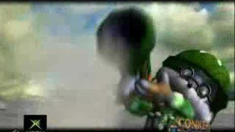 Conker Live & Uncut E3 2003 trailer