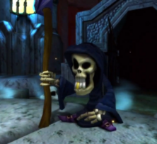 Gregg grim reaper