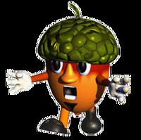 Evil acorn