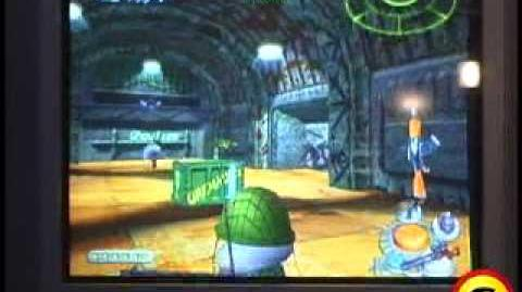 Conker Live and Uncut E3 2003 Interview