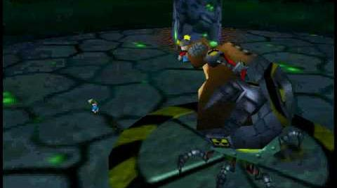 Conkers Bad Fur Day - Boss Battle Six-Conkers Bad Fur Day - Batalla contra The Experiment
