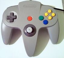 N64 Controller W