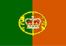 Flaga Cesarstwa Damianowego