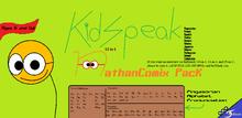 KidSpeak NathanComix