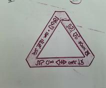 Religious, Ritual Glyph