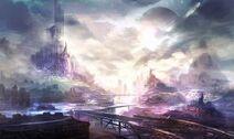 Alien city by xpe-d73rs6c