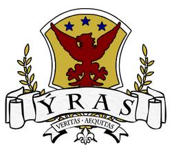 Talia Yras Empire Coat of Arms