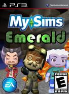 250px-MySims Emerald (PS3) Boxart