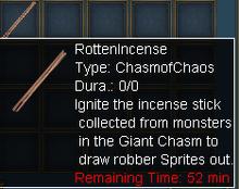 Rotten Incense
