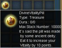 Divine Vitality Pill