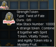 Strength Token
