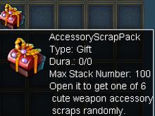 Accessoryscrappack