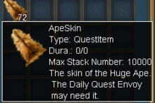 Ape Skin