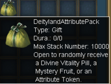 Deityland Attribute Pack