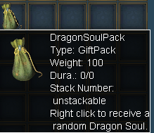 Dragon Soul Pack