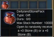 Deityland Stone Pack