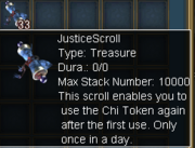 Justice Scroll