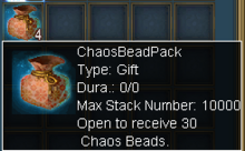 Chaosbeadpack