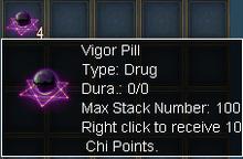 Vigor Pill