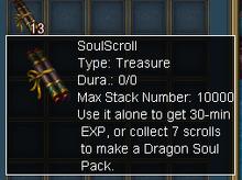 Soul scroll