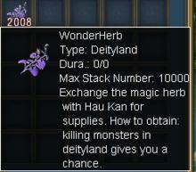 Wonder Herb