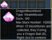 Dragon Blood Stone