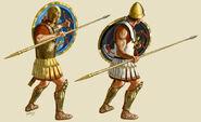 Kratos Thracians