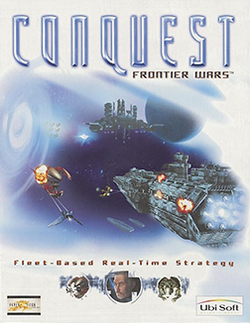 Conquest Frontier Wars Coverart