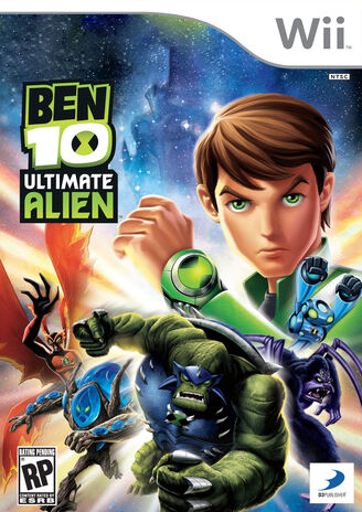 Ben 10 Ultimate Alien Cosmic Destruction Caratula