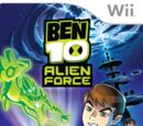 Videojuego Ben 10 Alien Force: The Game
