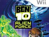 Videojuego Ben 10 Alien Force: The Game