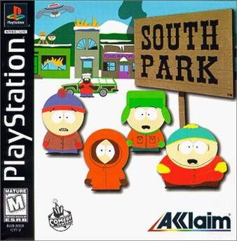 South Park The Videogame Caratula