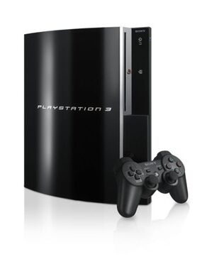 Sony PlayStation 3 Black