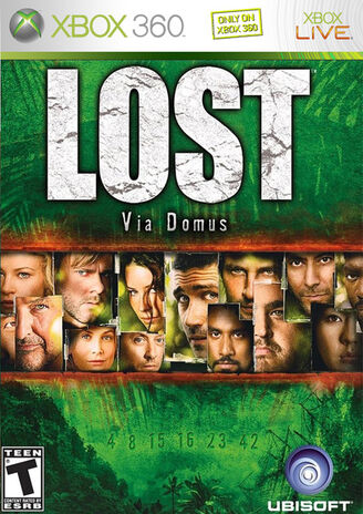 Lost Via Domus Caratula