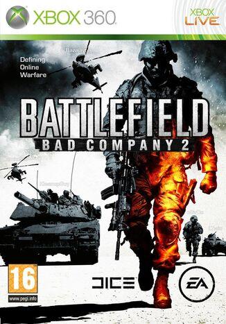 Battlefield Bad Company 2 Caratula
