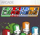 Videojuego Castle Crashers