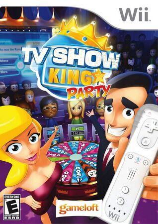 TV Show King Caratula