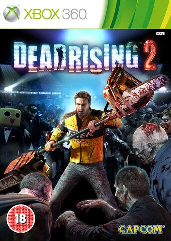 Dead Rising 2 Caratula