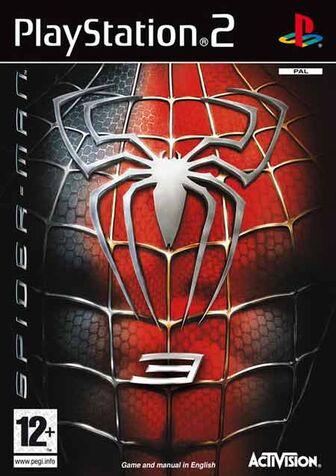 Spiderman 3 Caratula