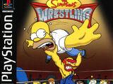 Videojuego The Simpsons Wrestling