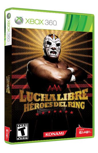 AAA Heroes del Ring Caratula