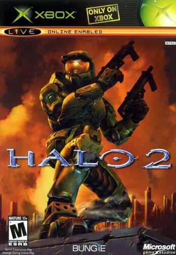 Halo 2 Caratula