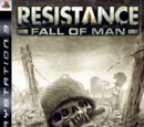 Videojuego Resistance Fall of Man