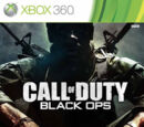 Videojuego Call Of Duty Black Ops