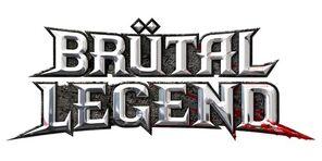 Brutal legend logo 490