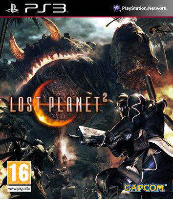 Lost Planet 2 Caratula