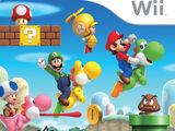 Videojuego New Super Mario Bros