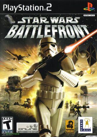 Star Wars Battlefront Caratula