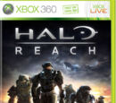 Videojuego Halo Reach