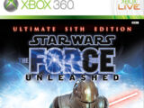 Videojuego Star Wars The Force Unleashed: Ultimate Sith Version